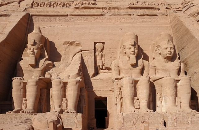 The Nubian monuments from the Abu Simbel to Philae